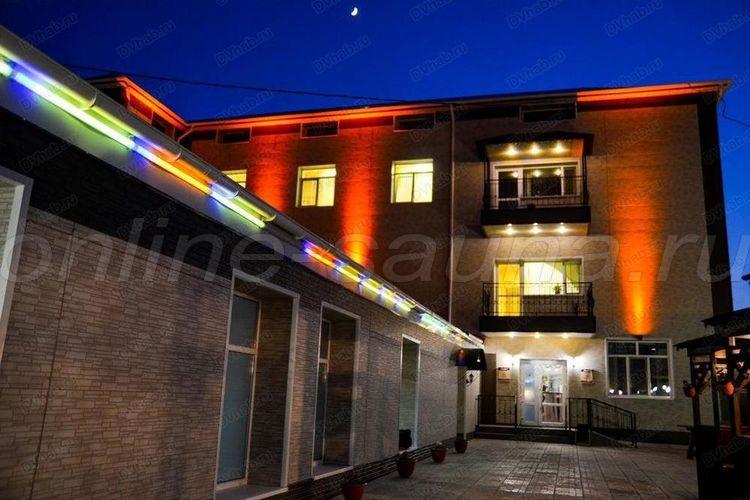 Норд-Вест, гостинично-развлекательный комплекс