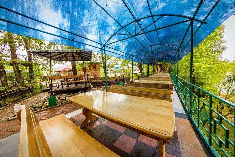 Оазис, гостинично-развлекательный комплекс